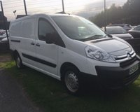 USED 2016 CITROEN DISPATCH 2.0 1200 L2H1 ENTERPRISE HDI 1d 126 BHP