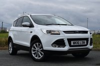 2016 FORD KUGA 2.0 TITANIUM TDCI 5d AUTO 177 BHP