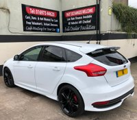 USED 2016 16 FORD FOCUS ST-3 2.0 TDCI 5DR 185 BHP, NAV, £20 TAX, HEATED STEERING WHEEL NOW SOLD - SIMILAR VEHICLES WANTED