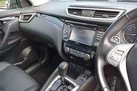 USED 2016 16 NISSAN QASHQAI 1.2 TEKNA DIG-T XTRONIC 5d AUTO 113 BHP