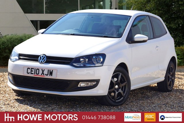 2010 10 VOLKSWAGEN POLO 1.2 MODA 3d 60 BHP LIMITED EDITION 15