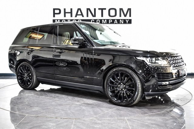 USED 2013 62 LAND ROVER RANGE ROVER 4.4 SDV8 AUTOBIOGRAPHY 5d AUTO 339 BHP