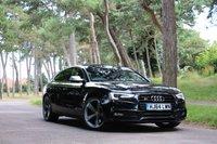 2014 AUDI A5 3.0 S5 SPORTBACK TFSI QUATTRO BLACK EDITION 5d AUTO 333 BHP £SOLD