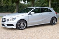 """USED 2014 14 MERCEDES-BENZ A CLASS 1.8 A200 CDI BLUEEFFICIENCY AMG SPORT 5d AUTO 136 BHP AMG LINE MERCEDES A CLASS AUTOMATIC WITH GREAT EXTRAS/ MEDIA SCREEN/ BLUETOOTH/ CRUISE CONTROL/ WITH FULL SERVICE HISTORY/ + NEW SERVICE/ 1 YEAR NEW MOT/ ROAD TAX £30,- / 2 KEYS/ WARRANTY/ HPI CLEARED/  BOOK A TEST DRIVE TODAY! APPLY FOR A CAR FINANCE ON OUR WEBSITE PAGE """"FINANCE"""""""
