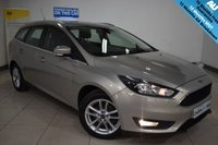 USED 2015 15 FORD FOCUS 1.6 ZETEC TDCI 5d 114 BHP