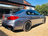 USED 2017 67 BMW 5 SERIES 3.0 530D M SPORT 4d AUTO 261 BHP