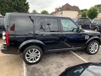USED 2016 16 LAND ROVER DISCOVERY 3.0 SDV6 HSE 5d AUTO 255 BHP
