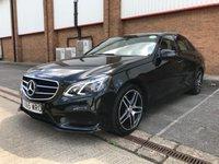 2015 MERCEDES-BENZ E CLASS 2.1 E220 BLUETEC AMG NIGHT EDITION 4d AUTO 174 BHP £SOLD