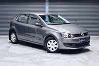 USED 2010 VOLKSWAGEN POLO 1.2 S 5d 60 BHP