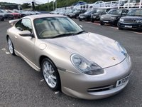 USED 2000 W PORSCHE 911 3.4 CARRERA 2d 300 BHP GT3 Aero-Kit, spoiler & alloys