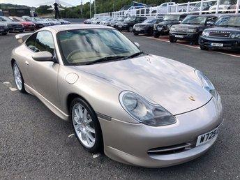 2000 PORSCHE 911 3.4 CARRERA 2d 300 BHP £15750.00