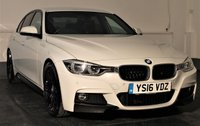2016 BMW 3 SERIES 2.0 330E M SPORT 4d AUTO 181 BHP £18750.00