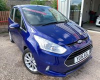 USED 2016 16 FORD B-MAX 1.5 TITANIUM TDCI 5d 94 BHP STUNNING CONDITIONING THROUGHOUT !!!!