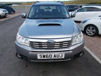 USED 2010 60 SUBARU FORESTER 2.0 D XC 5d 147 BHP 4X4