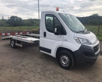 USED 2016 16 FIAT DUCATO 2.3 35 MAXI MULTIJET CAR TRANSPORTER/RECOVERY 129 BHP 6 MONTHS PARTS+ LABOUR WARRANTY+AA COVER