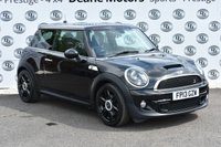 USED 2013 13 MINI HATCH COOPER S 1.6 COOPER S 3d 184 BHP CHILLI PK JCW RECAROS
