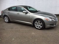 USED 2010 60 JAGUAR XF 3.0 PREMIUM LUXURY V6 4d AUTO 238 BHP