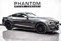 USED 2017 17 FORD MUSTANG 5.0 GT 2d 410 BHP