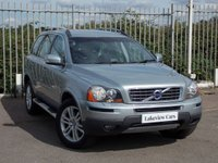2009 VOLVO XC90 2.4 D5 SE PREMIUM AWD 5d AUTO 185 BHP £10945.00