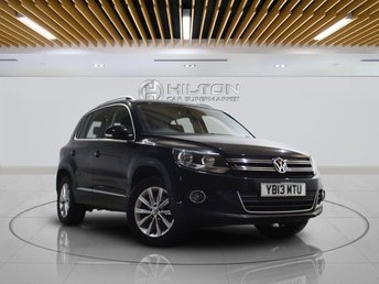 Used Volkswagen Tiguan for sale in Leighton Buzzard