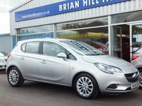 USED 2016 16 VAUXHALL CORSA 1.4 SE ECOFLEX 5dr (90bhp) .........ONE LADY OWNER. FULL VAUXHALL SERVICE HISTORY. AIR COND.  ALLOYS. CRUISE CONTROL. LIKE NEW