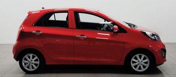 2012 KIA PICANTO 1.0 2 5d 68 BHP £3950.00