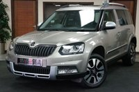 2015 SKODA YETI 2.0 OUTDOOR LAURIN AND KLEMENT TDI SCR 5d 148 BHP £SOLD