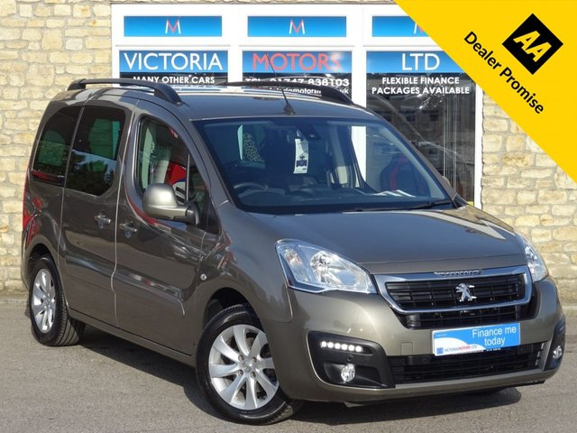 View our PEUGEOT PARTNER TIPEE