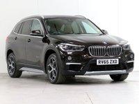 2015 BMW X1 2.0 XDRIVE20D XLINE 5d AUTO 188 BHP [4WD] [£8,760 OPTIONS] £18990.00
