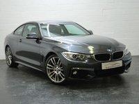 2015 BMW 4 SERIES 2.0 420D M SPORT 2d AUTO 188 BHP £10995.00