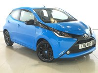USED 2016 16 TOYOTA AYGO 1.0 VVT-I X-CITE 2 5d 69 BHP 1 OWNER | BLUETOOTH | DAB |