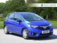 2015 HONDA JAZZ 1.3 I-VTEC S 5d 101 BHP £7495.00