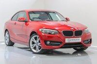 USED 2016 65 BMW 2 SERIES 1.5 218I SPORT 2d 134 BHP