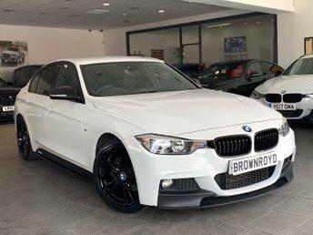 2015 BMW 3 SERIES 2.0 320D M SPORT 4d AUTO 181 BHP £14490.00