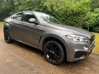 2016 BMW X6 3.0 XDRIVE40D M SPORT 4d AUTO 309 BHP SOLD