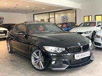 USED 2015 65 BMW 4 SERIES 3.0 430D XDRIVE M SPORT 2d AUTO 255 BHP M PERFORMANCE STYLING+BIG SPEC