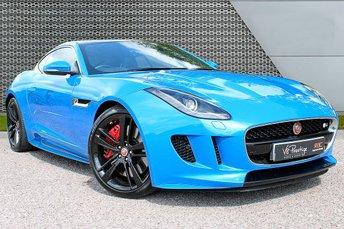 2016 JAGUAR F-TYPE 3.0 BRITISH DESIGN EDITION AWD 2d AUTO 380 BHP £40455.00