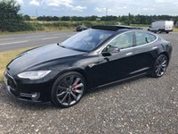 2015 TESLA MODEL S Tesla Model S E P85D 5dr SOLD