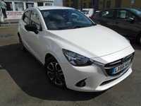 USED 2016 66 MAZDA 2 1.5 SPORT BLACK 5d 89 BHP * £30 ROAD FUND TAX *