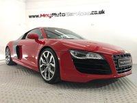 2010 AUDI R8 5.2 V10 QUATTRO 2d 519 BHP *STUNNING* £56995.00
