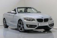 USED 2015 15 BMW 2 SERIES 1.5 218I SPORT 2d AUTO 134 BHP