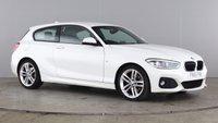 USED 2015 15 BMW 1 SERIES 1.6 120I M SPORT 3d 167 BHP