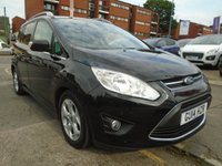 USED 2014 14 FORD GRAND C-MAX 1.0 ZETEC 5d 124 BHP ULEZ EXEMPT GREAT FINANCE DEALS AVAILABLE