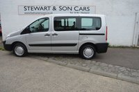 USED 2013 13 PEUGEOT EXPERT TEPEE 2.0 HDI GM COACHWORK FLARE WHEELCHAIR ACCESS CONVERSION LOW MILEAGE MPV