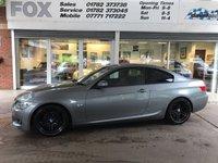 2012 BMW 3 SERIES 2.0 320D M SPORT 2d AUTO 181 BHP £10895.00