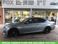 USED 2012 12 BMW 3 SERIES 2.0 320D M SPORT 2d AUTO 181 BHP STUNNING BMW 320D MSPORT AUTO COUPE