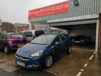 USED 2017 17 VAUXHALL CORSA 1.4 SE 5d AUTO 89 BHP ONLY 10758 MILES FROM NEW, LOW CO2, FANTASTIC VALUE FOR MONEY AND AUTOMATIC!! EXCELLENT SPECIFICATION INCLUDING ALLOY WHEELS, AIR CONDITIONING, CRUISE CONTROL, HEATED SEATS AND STEERING WHEEL, MEDIA INPUT AND PARKING SENSORS.