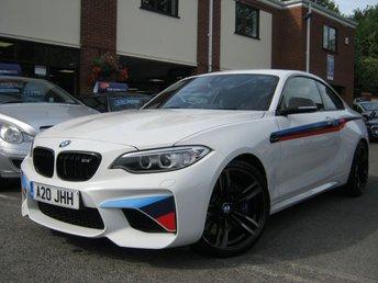 2016 BMW M2 3.0 M2 2d AUTO 365 BHP £SOLD