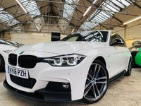 USED 2018 18 BMW 3 SERIES 2.0 330e 7.6kWh M Sport Shadow Edition Auto (s/s) 4dr OEM-MPERFORMANCEPACK!SUNROOF!