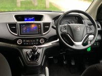 USED 2017 17 HONDA CR-V 1.6 I-DTEC SE PLUS NAVI 5d 118 BHP